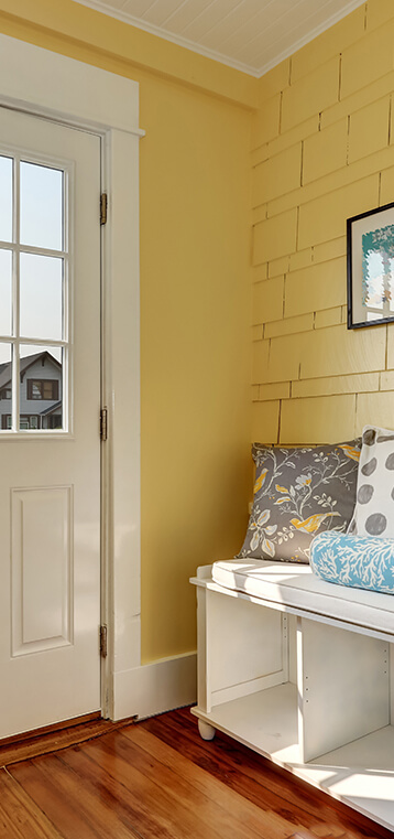 Front Entryway Paint Inspiration photo 3